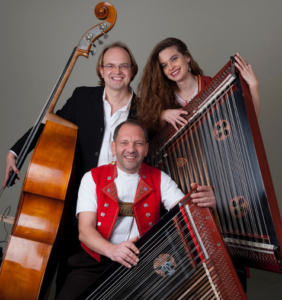 Frühlingserwachen mit Trio Anderscht
