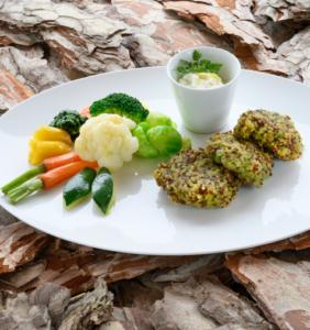 Vegetarisches Buffet